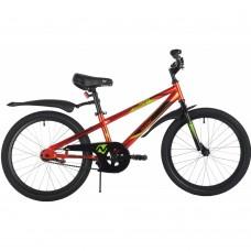 """Детский велосипед Novatrack Juster 20"""" (2021)"""